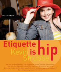 cover boek etiquette is hip