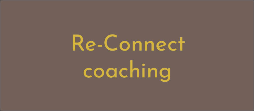 RE-Connect coaching