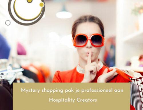 Mystery shopping? Dat hoor je professioneel aan te pakken!